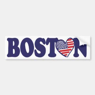Boston EUA Adesivo Para Carro