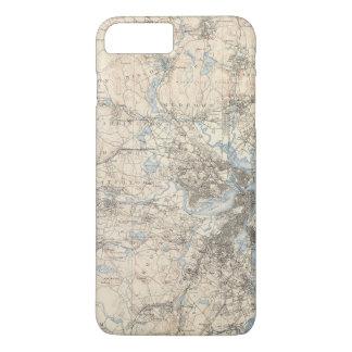 Boston, Massachusetts Capa iPhone 7 Plus