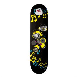 Bot do auto-falante - tipo do skate - 2