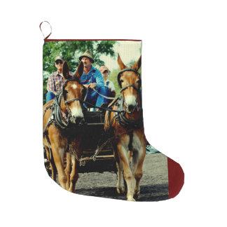 Bota De Natal Grande Culpeper, mostra do cavalo de esboço de Virgínia e