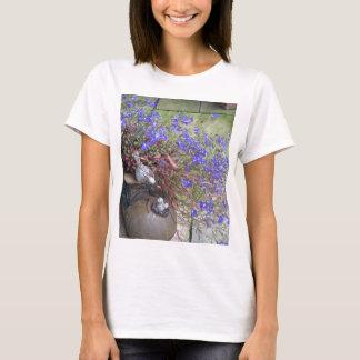 Bota do jardim camiseta