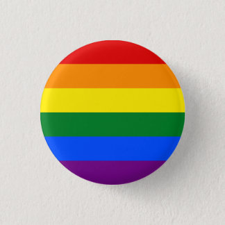 Botão alegre da bandeira bóton redondo 2.54cm