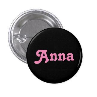 Botão Anna Bóton Redondo 2.54cm