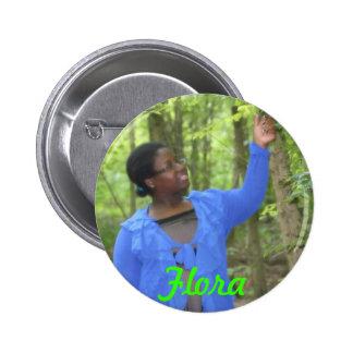 Botão da flora boton