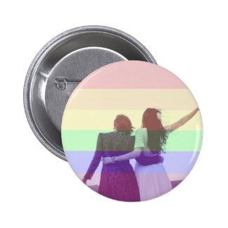 Botão da foto da igualdade bóton redondo 5.08cm