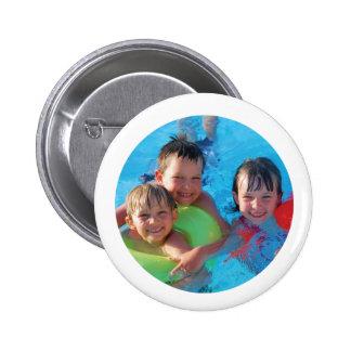 Botão da imagem - Pin da foto Bóton Redondo 5.08cm