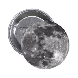Botão da lua bóton redondo 5.08cm