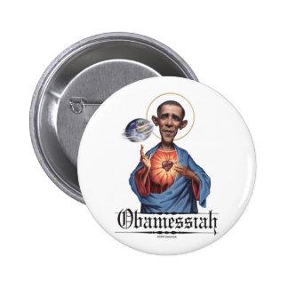 Botão de Obamessiah Bóton Redondo 5.08cm