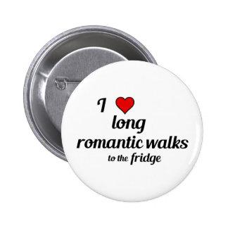 Botão do dia dos Anti-Namorados engraçados