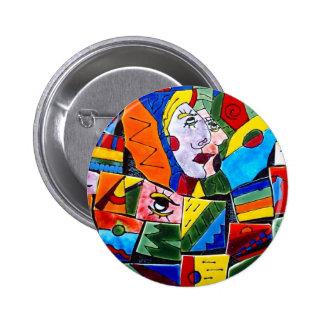 Botão dos DooDles Bóton Redondo 5.08cm