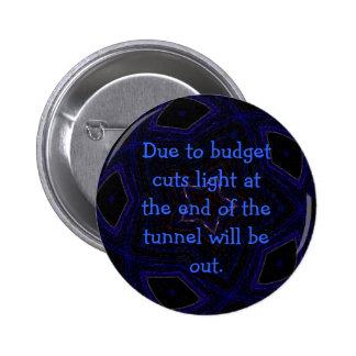 botão engraçado bóton redondo 5.08cm
