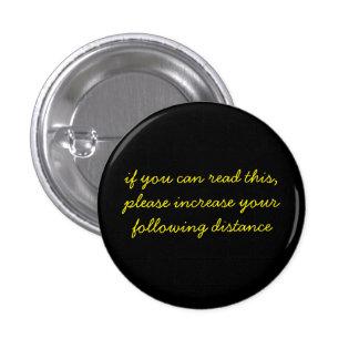 botão engraçado da trouxa bóton redondo 2.54cm