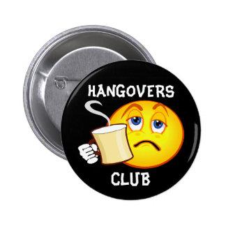 Botão engraçado do clube das manutenção bóton redondo 5.08cm