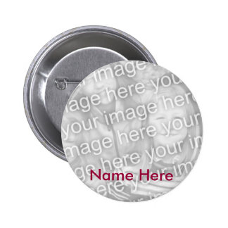 Botão memorável personalizado da foto botons