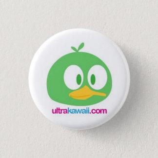 Botão minúsculo Ducky Bóton Redondo 2.54cm