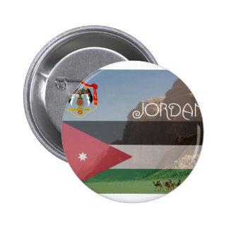Botão quadrado de Jordão Bóton Redondo 5.08cm