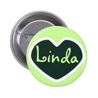 botão verde do nome do coração boton