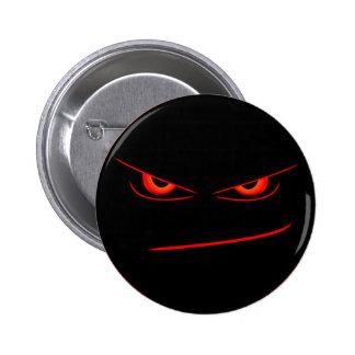 botão vermelho mau dos olhos boton