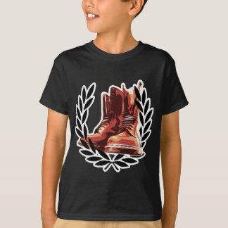 botas camisetas