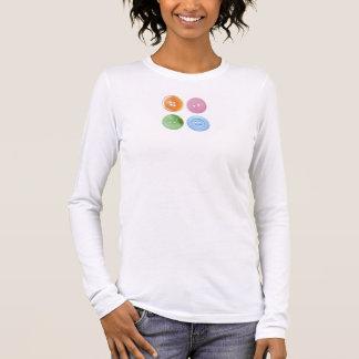 Botões Camiseta