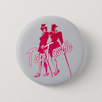 Botões da dança de torneira bóton redondo 5.08cm