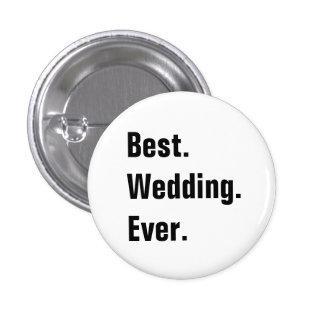 Botões de casamento customizáveis completos bóton redondo 2.54cm