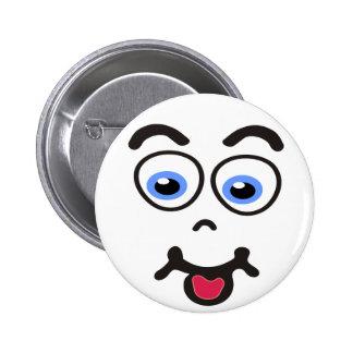 Botões Funny_Face #2 Botons