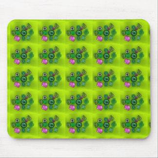 Botões Mouse Pad