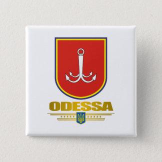 """Bóton Quadrado 5.08cm De """"botões do COA Odessa"""""""