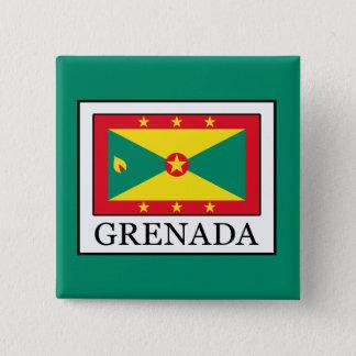 Bóton Quadrado 5.08cm Grenada