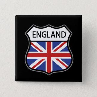 Bóton Quadrado 5.08cm Inglaterra