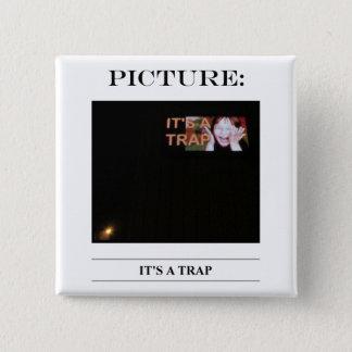 Bóton Quadrado 5.08cm No. 29 do botão da imagem