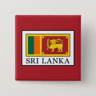 Bóton Quadrado 5.08cm Sri Lanka