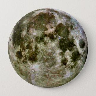 Bóton Redondo 10.16cm Botões da Lua cheia