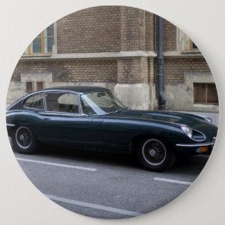 Bóton Redondo 15.24cm E-Tipo Hardtop de Jaguar