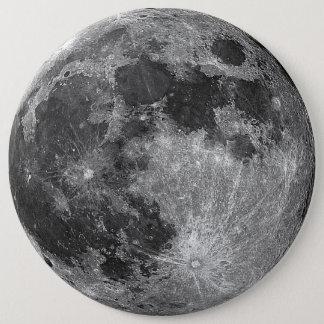 Bóton Redondo 15.24cm Lua cheia