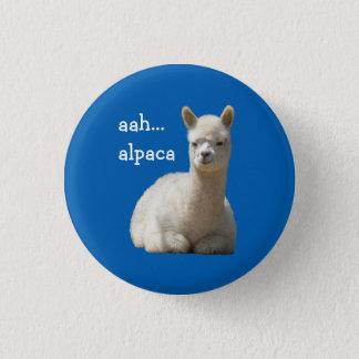 Bóton Redondo 2.54cm Alpaca do botão da alpaca aah