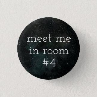 Bóton Redondo 2.54cm Botão da sala #4 (Yael)