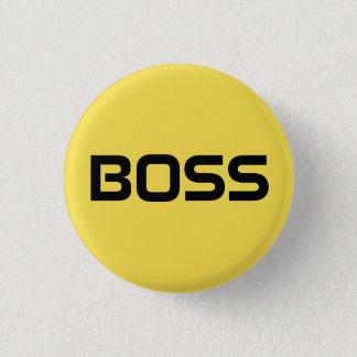 Bóton Redondo 2.54cm Botão do chefe