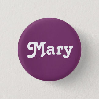 Bóton Redondo 2.54cm Botão Mary