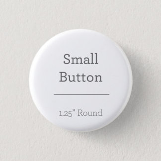 Bóton Redondo 2.54cm Botão redondo feito sob encomenda
