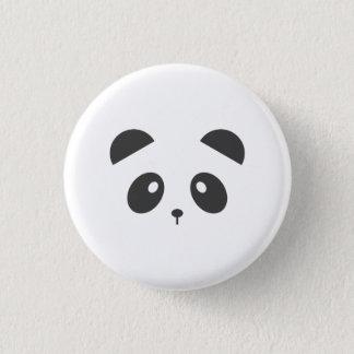 Bóton Redondo 2.54cm Crachá da panda