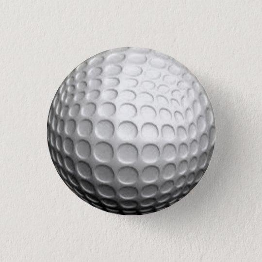 Bóton Redondo 2.54cm Golf