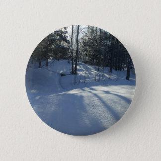 Bóton Redondo 5.08cm Amanhecer nevado