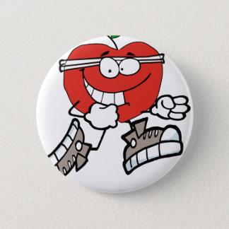 Bóton Redondo 5.08cm apple3 de funcionamento