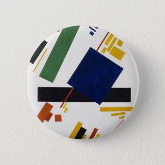 Bóton Redondo 5.08cm Arte de Kazimir Malevich
