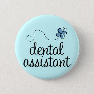 Bóton Redondo 5.08cm Assistente dental bonito