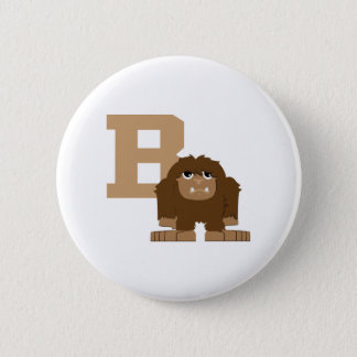 Bóton Redondo 5.08cm B é para Bigfoot