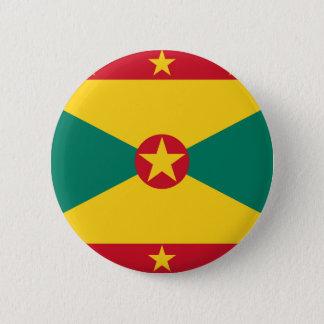 Bóton Redondo 5.08cm Baixo custo! Bandeira de Grenada
