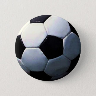 Bóton Redondo 5.08cm Bola de futebol